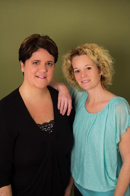 Persoonlijk reisadvideur Antoinette Heijnen en Tessa van Vliet